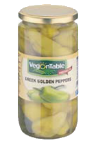 Greek Golden Peppers